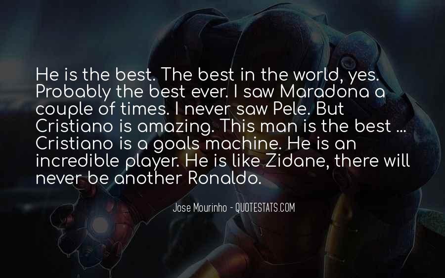 Quotes About Pele Ronaldo #938315