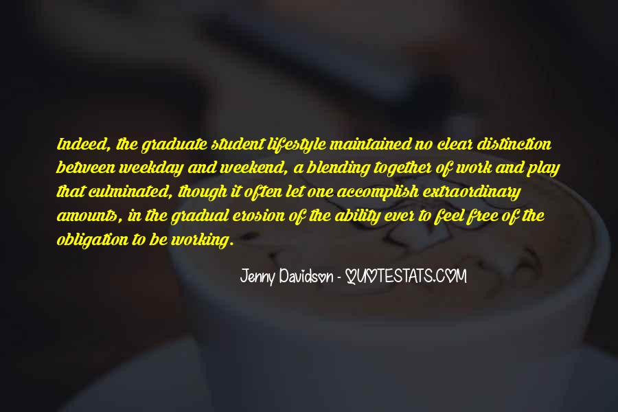 Quotes About A Working Student #1871781
