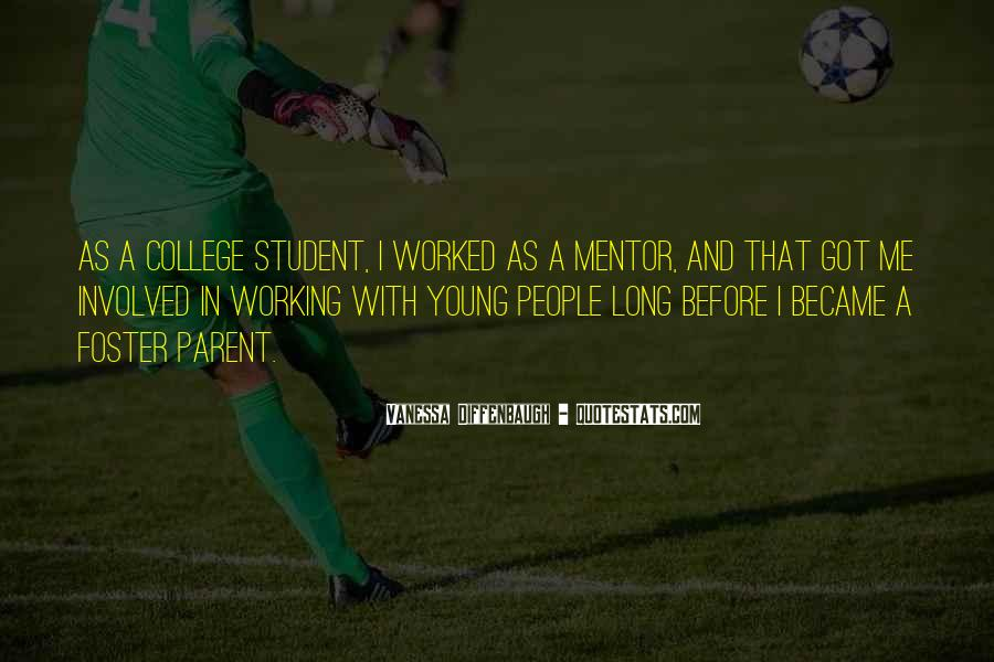Quotes About A Working Student #852945