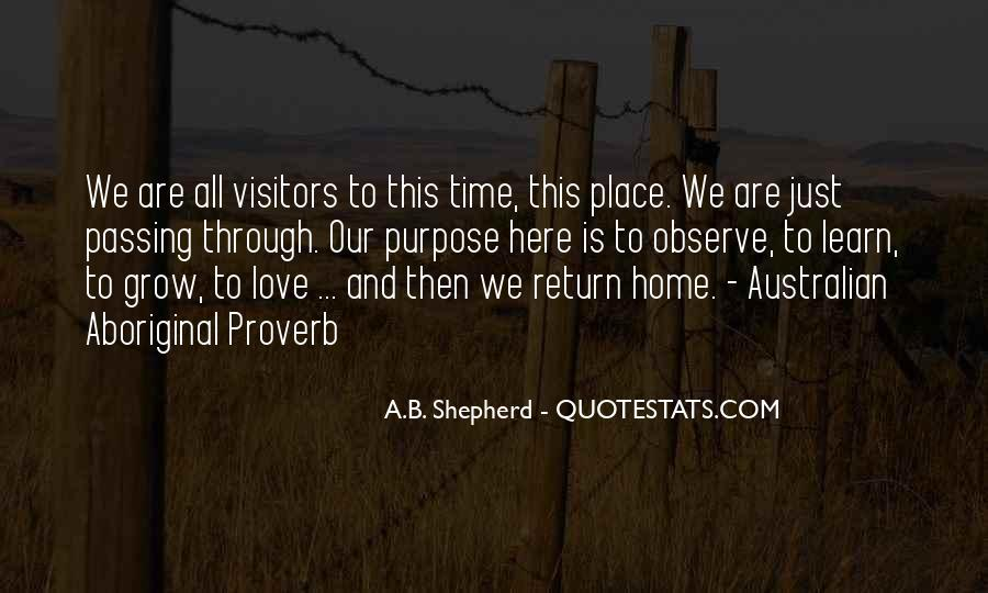 Quotes About Love And Time Passing #1285291