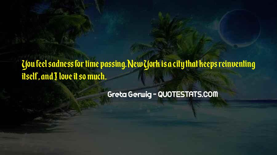 Quotes About Love And Time Passing #850312
