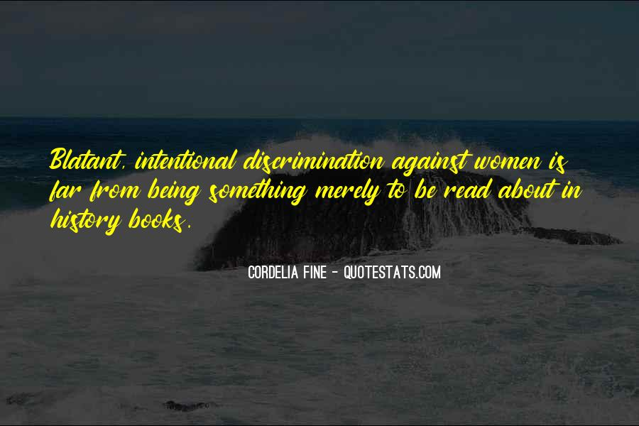 Quotes About Discrimination And Equality #1535847