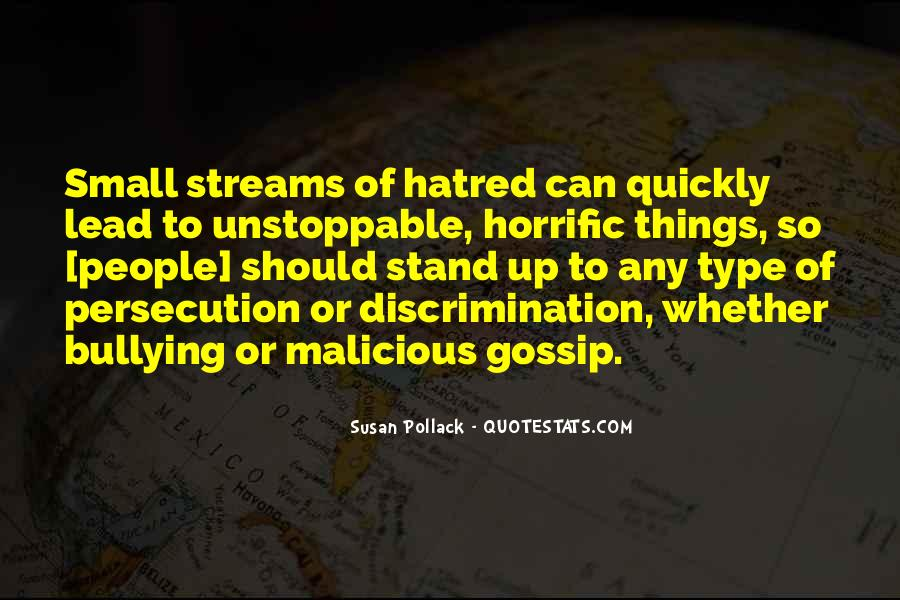 Quotes About Discrimination And Equality #61905