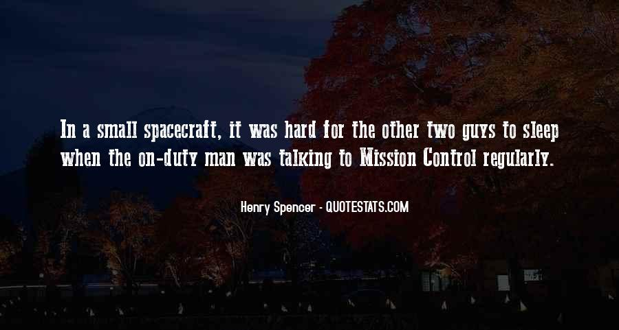 Quotes About Mission Control #819988