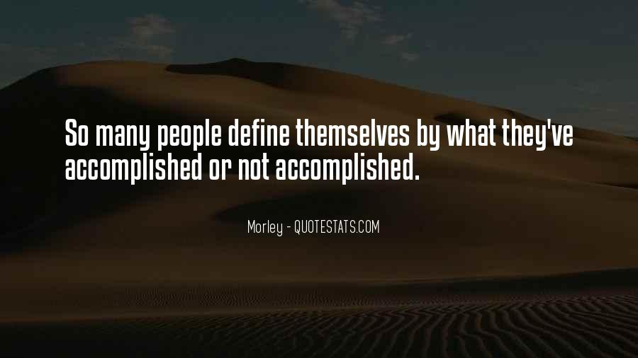Quotes About Define #16373