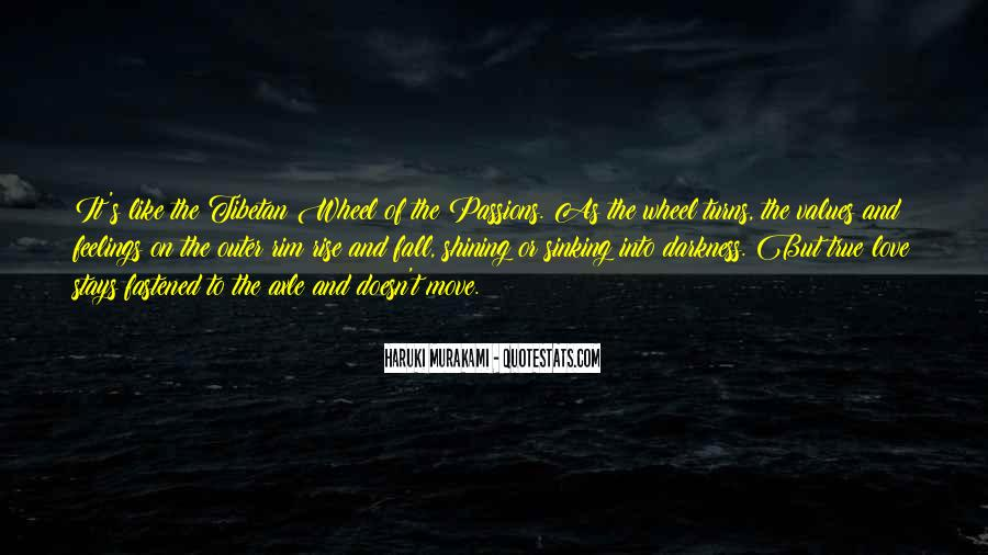 Quotes About Sinking #124365