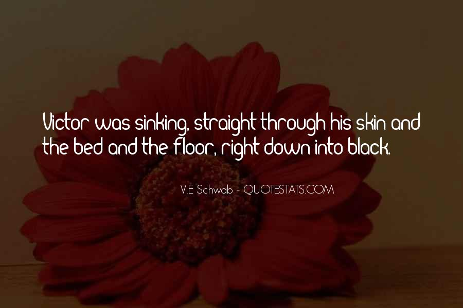 Quotes About Sinking #152144