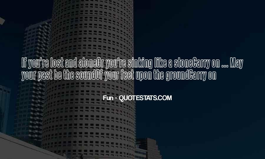 Quotes About Sinking #29310