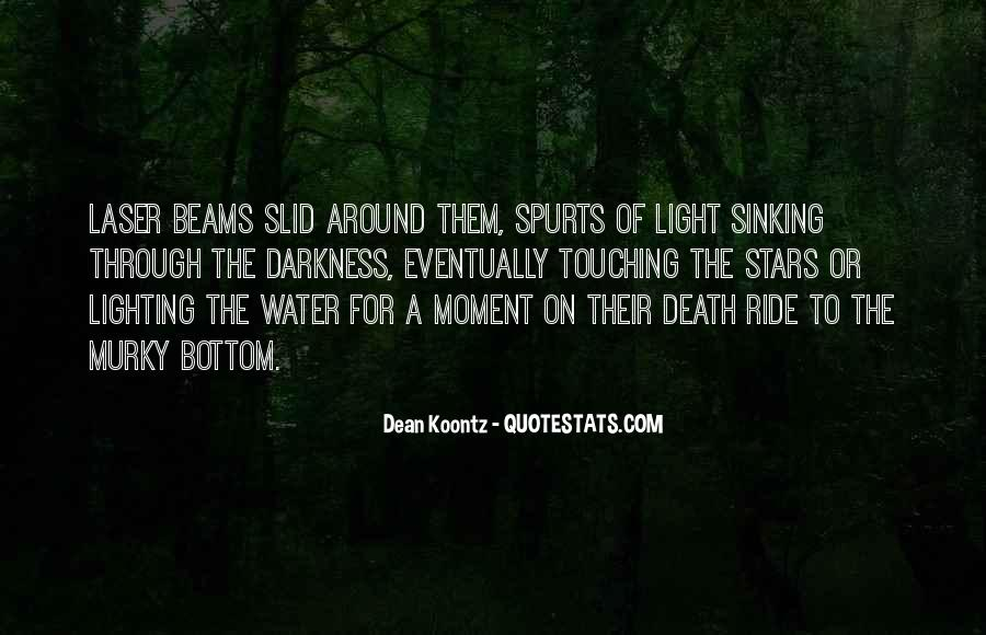 Quotes About Sinking #52274