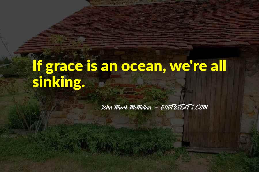 Quotes About Sinking #96299