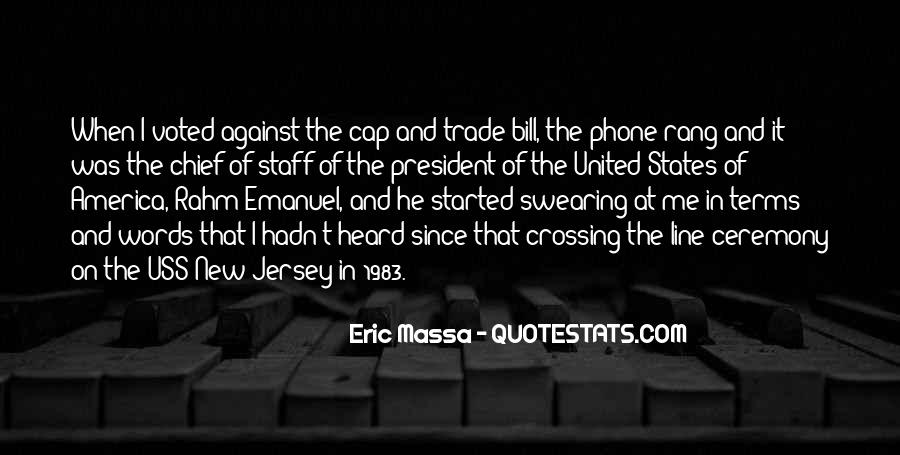 Quotes About Chief Of Staff #119930