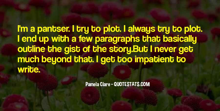 Quotes About Gist #210299