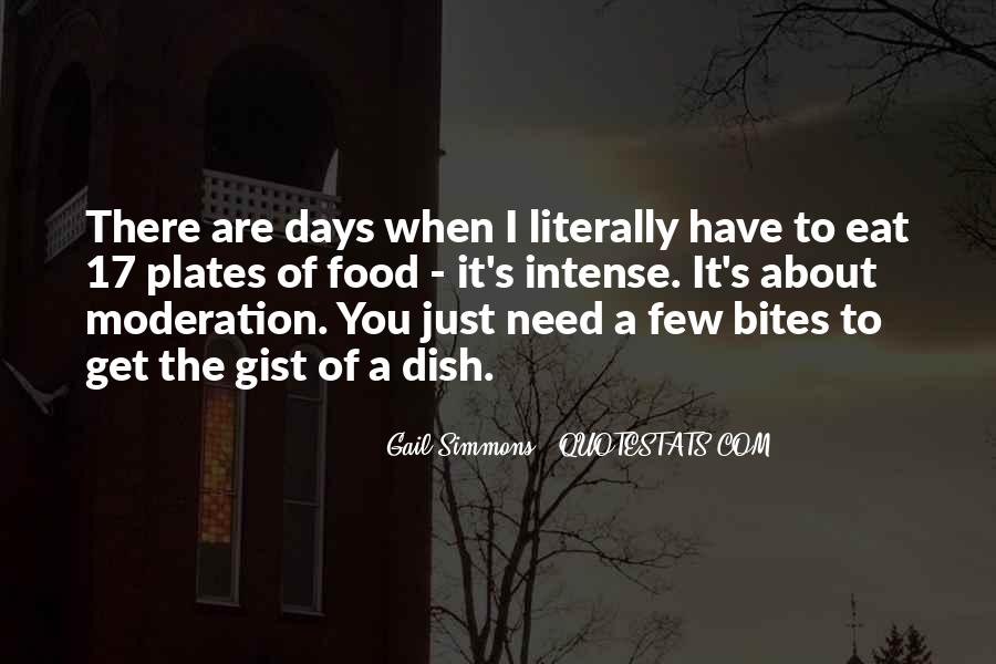 Quotes About Gist #877308
