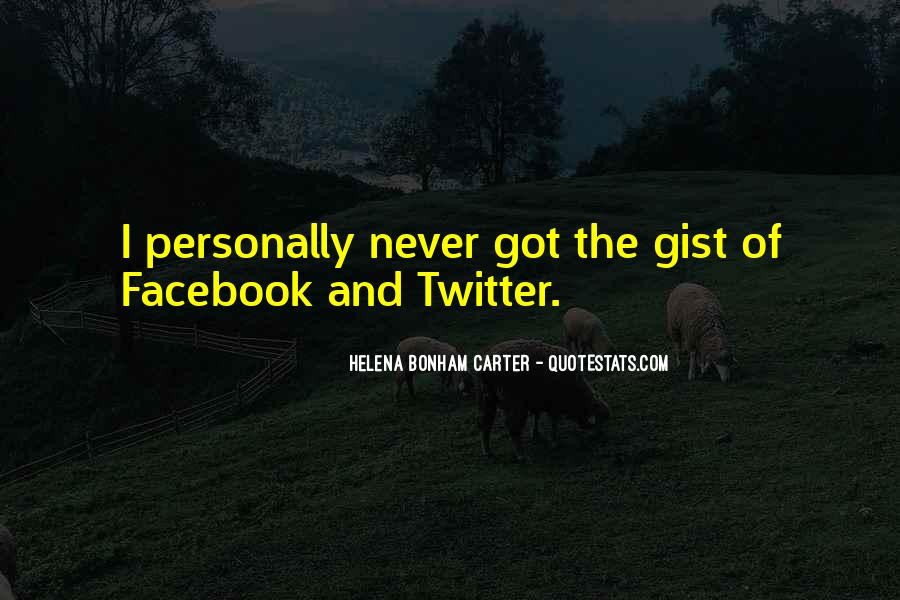 Quotes About Gist #88767
