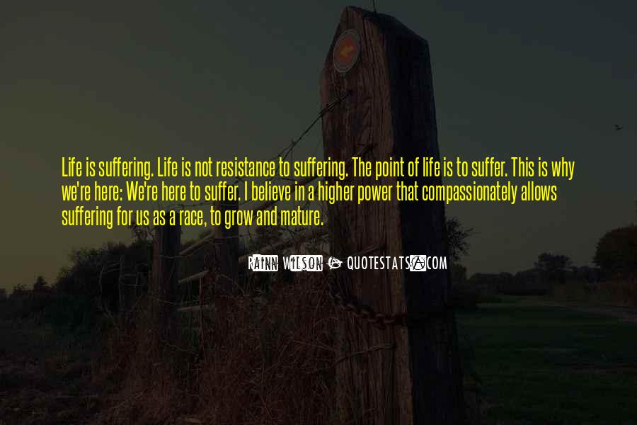 Quotes About A Higher Power #1028506
