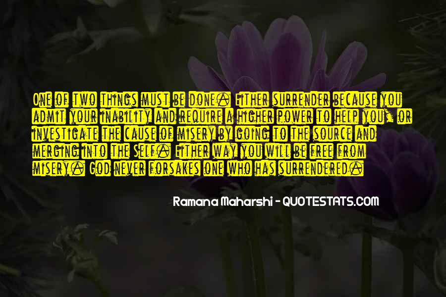 Quotes About A Higher Power #1036348