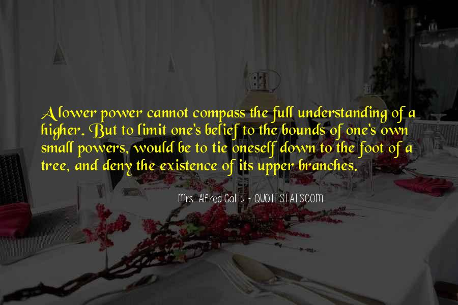 Quotes About A Higher Power #1042398