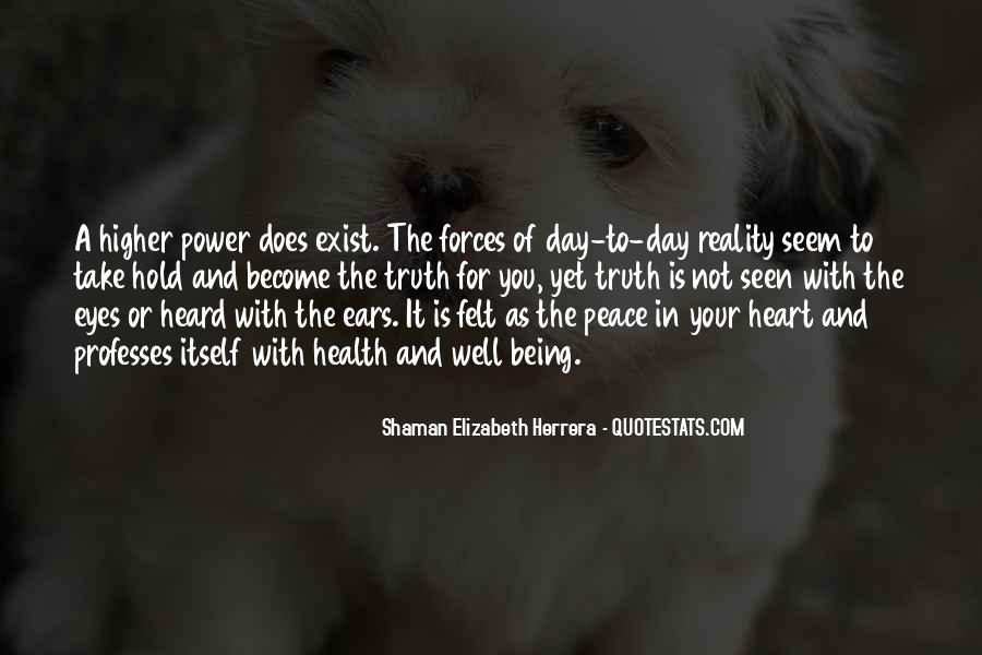 Quotes About A Higher Power #289223