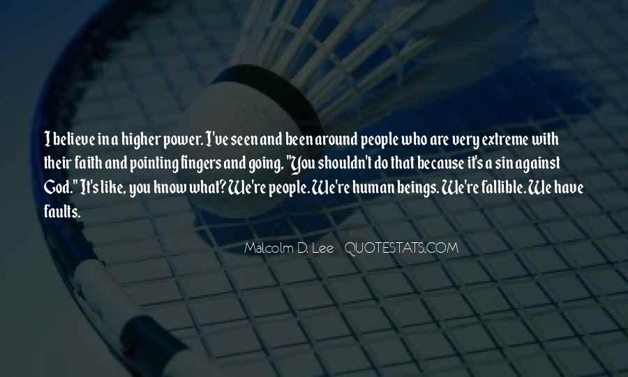 Quotes About A Higher Power #302025