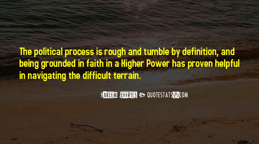 Quotes About A Higher Power #541328