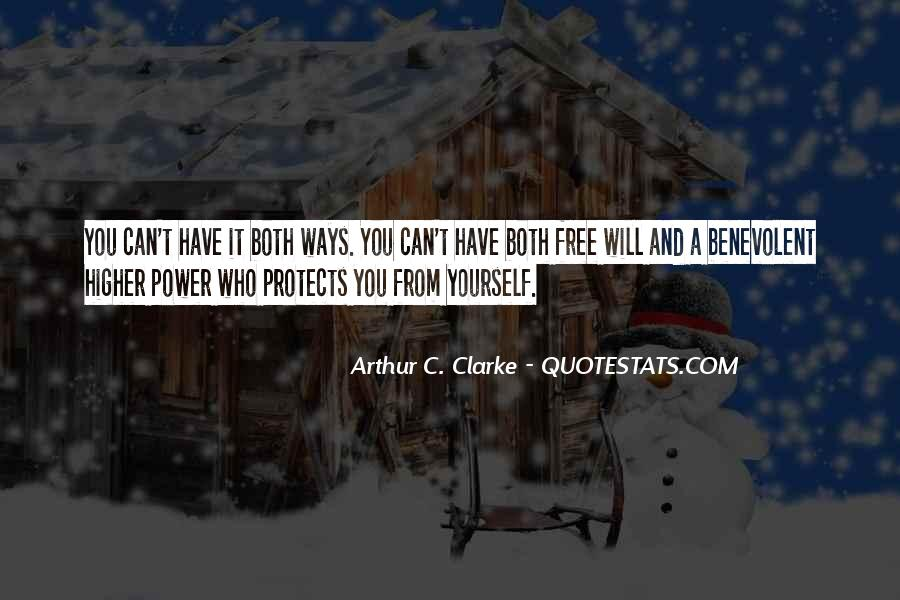 Quotes About A Higher Power #566955