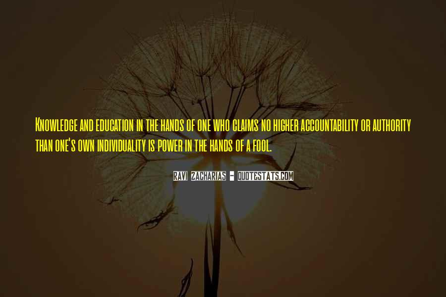 Quotes About A Higher Power #590176