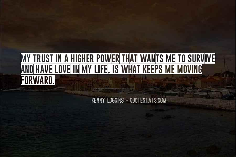 Quotes About A Higher Power #628023