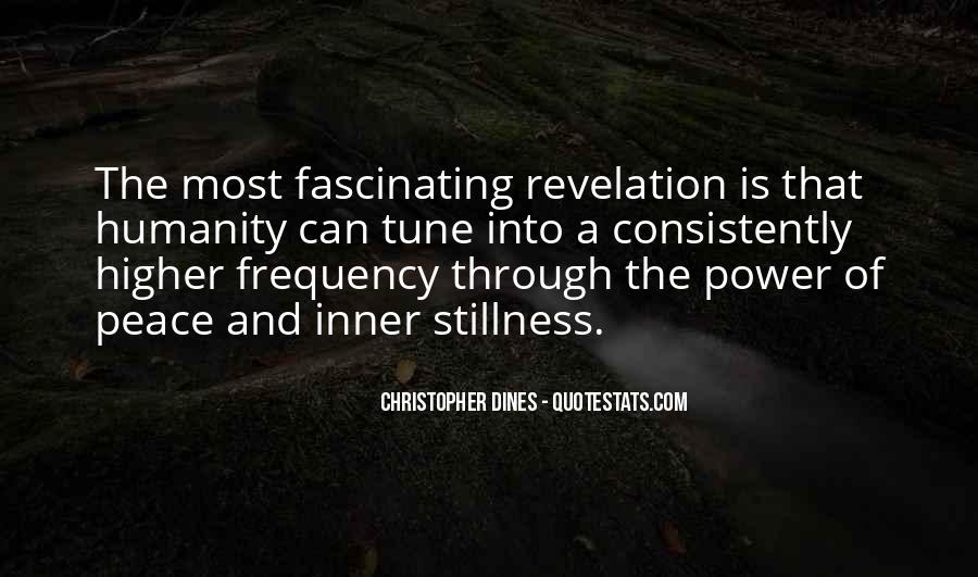 Quotes About A Higher Power #669335