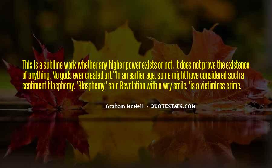 Quotes About A Higher Power #863790