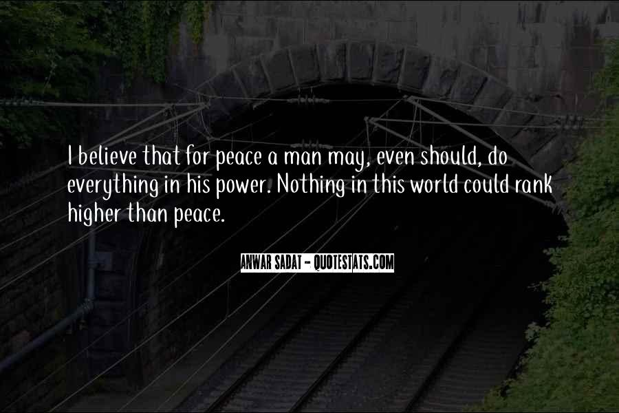 Quotes About A Higher Power #907997