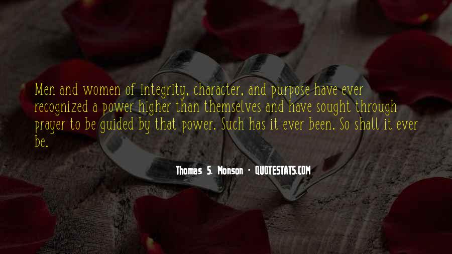 Quotes About A Higher Power #959412
