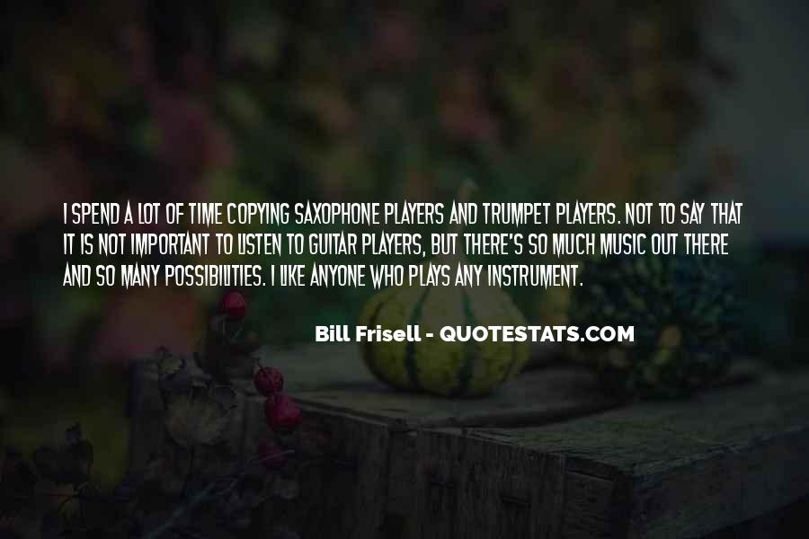 Quotes About Guitar And Music #109808
