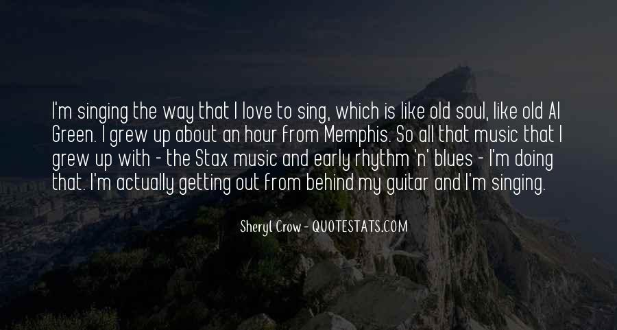Quotes About Guitar And Music #13656