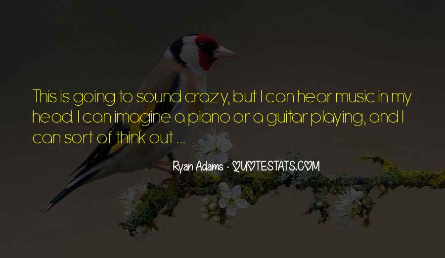 Quotes About Guitar And Music #216955