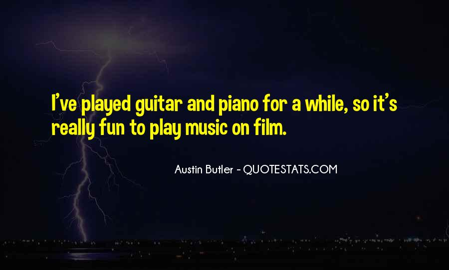 Quotes About Guitar And Music #275413