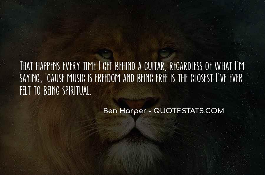 Quotes About Guitar And Music #275494