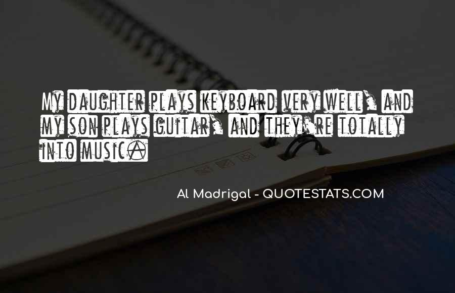 Quotes About Guitar And Music #445464