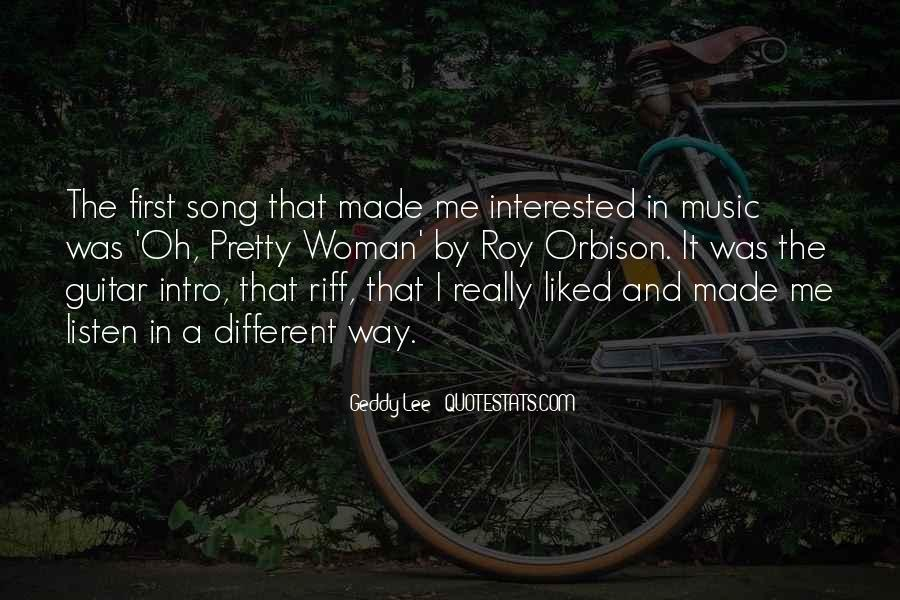 Quotes About Guitar And Music #448976