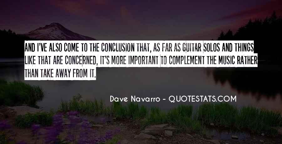 Quotes About Guitar And Music #460106