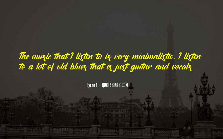 Quotes About Guitar And Music #478211