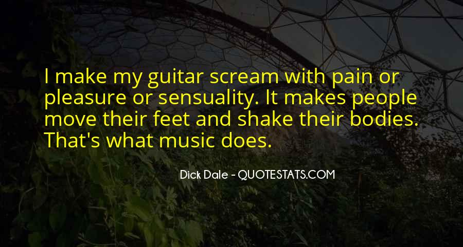 Quotes About Guitar And Music #492395