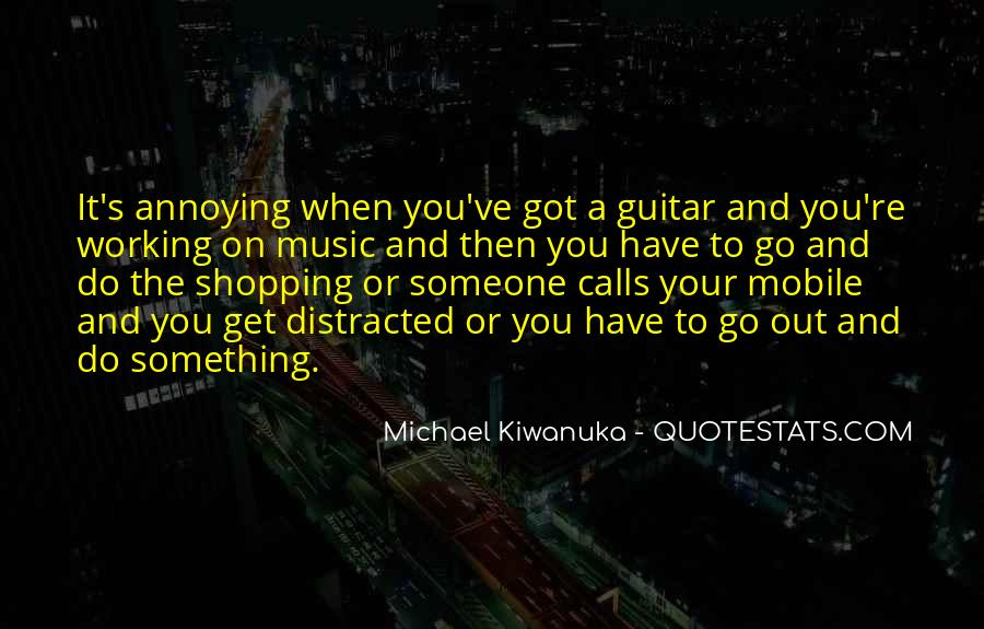 Quotes About Guitar And Music #503289