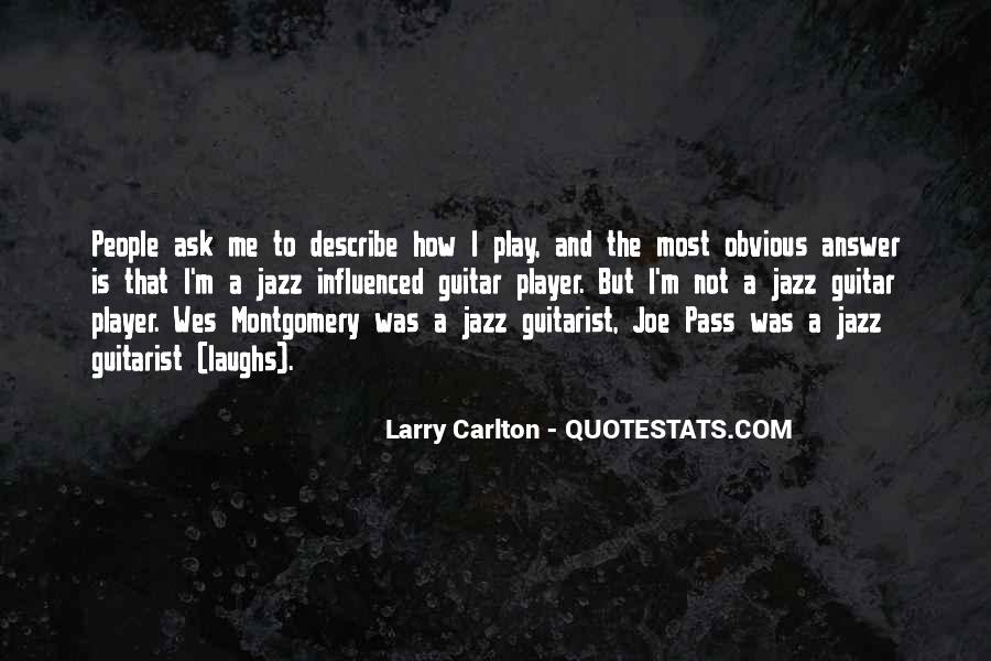 Quotes About Guitar And Music #589716