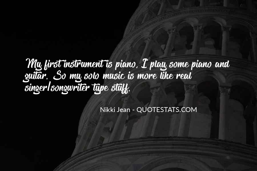 Quotes About Guitar And Music #618730