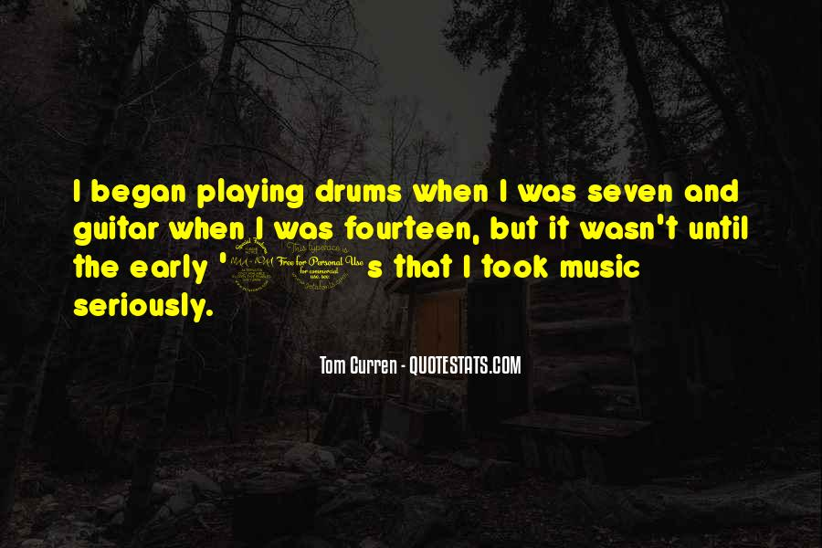 Quotes About Guitar And Music #654273
