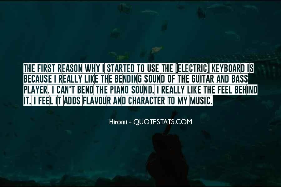 Quotes About Guitar And Music #668542