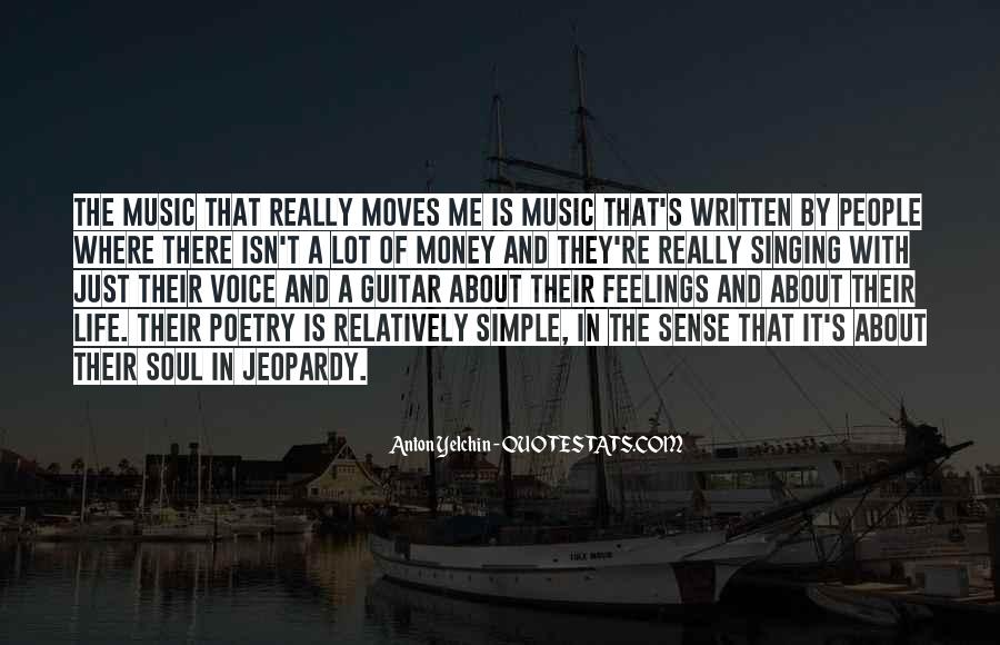 Quotes About Guitar And Music #712218