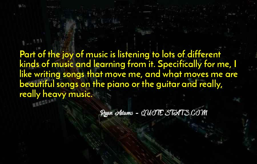 Quotes About Guitar And Music #718891