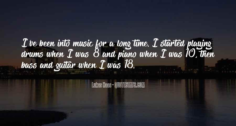 Quotes About Guitar And Music #754586