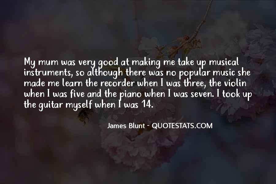 Quotes About Guitar And Music #785158